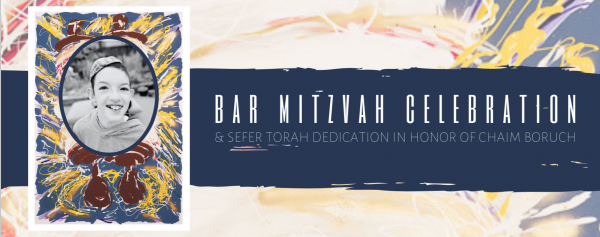 LIFE OF BLESSING BLOG & SEFER TORAH DEDICATION